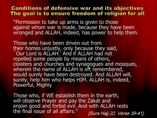 defensive-jihad-and-its-objectives