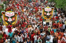 Bangladesh new year