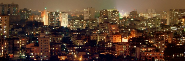 Dhaka by night - Copy