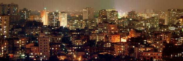 Dhaka by night - Copy