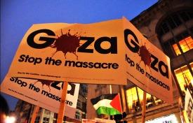 Gaza Stop Massacre