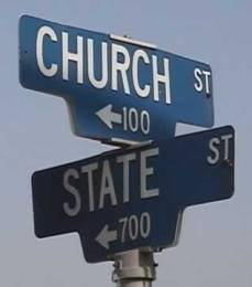 crossroads of Chuch and State