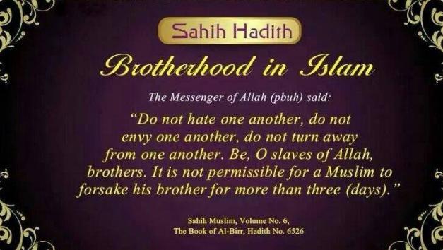 Brotherhood in Islam - Copy