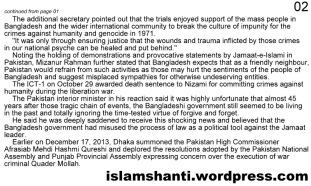 Pakistani envoy summoned - Page 02