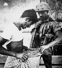 Confirming Islamic Faith Pakistan Army Style 1971