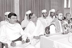 Multi religious meet