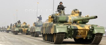 Bangladesh Army's MBT-2000