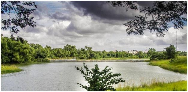 In the Jahangirnagar University - Copy (2)