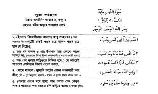 Sura Lahab 111 - Final