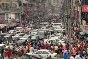 Dhaka traffic 03