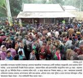 Rajshahi Bagmara Ahmadiyya Mosque attacked BC-25-12-15