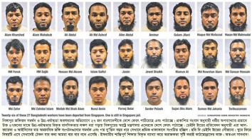Singapore deported 27 radicalized labours - Copy