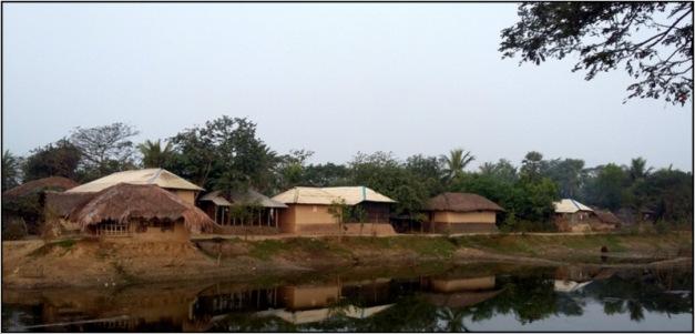 Satkhira Village Scene (2)
