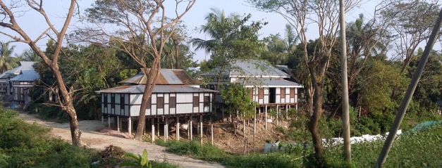Bikrampur local design houses - Copy