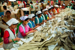 Garments Women Labours