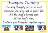 Humpty-Dumpty-Rhyme