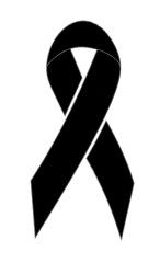 Black-ribbon-mourning
