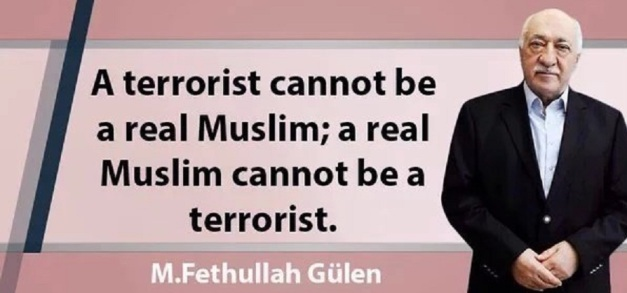 Islam vs terrorism - edited