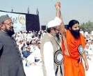 mufti Mahmood Madani and Ramdev - Copy