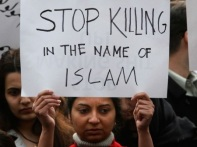Stop killing in the name Islam - Copy