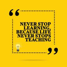 never-stop-learning-because