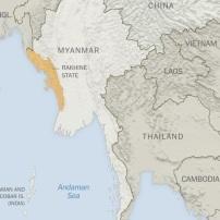 rohingya-area